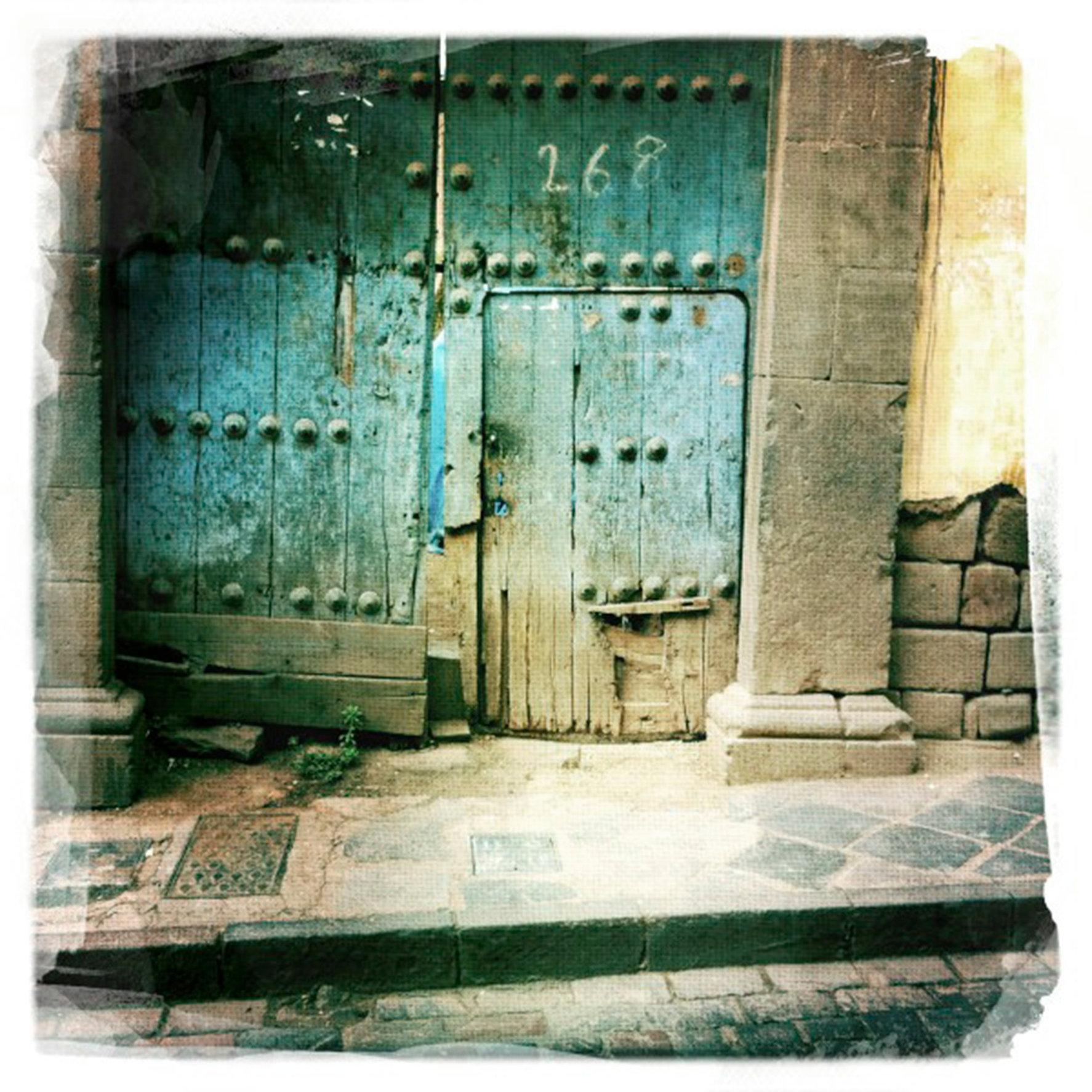 Doors of Cuzco