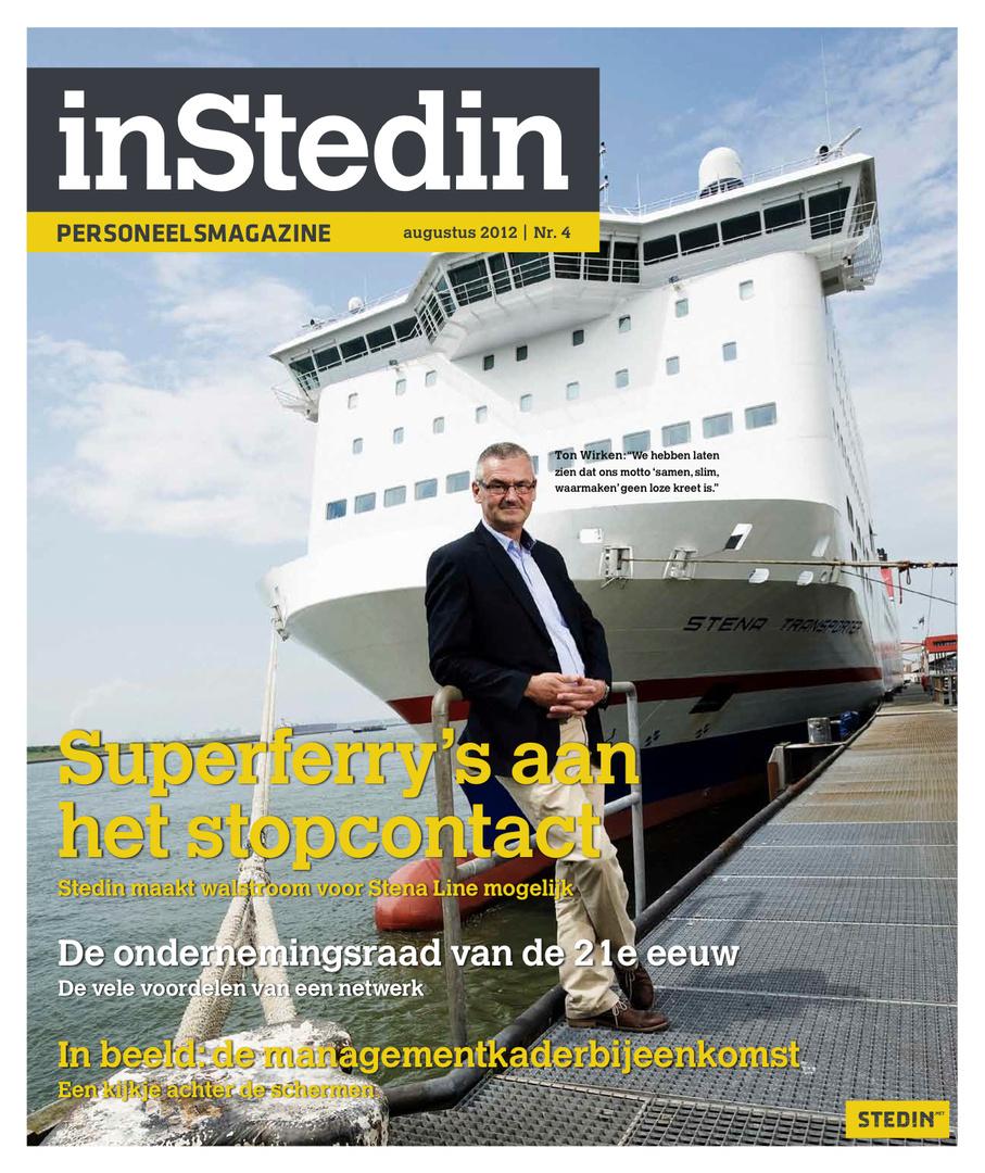 Cover inStedin