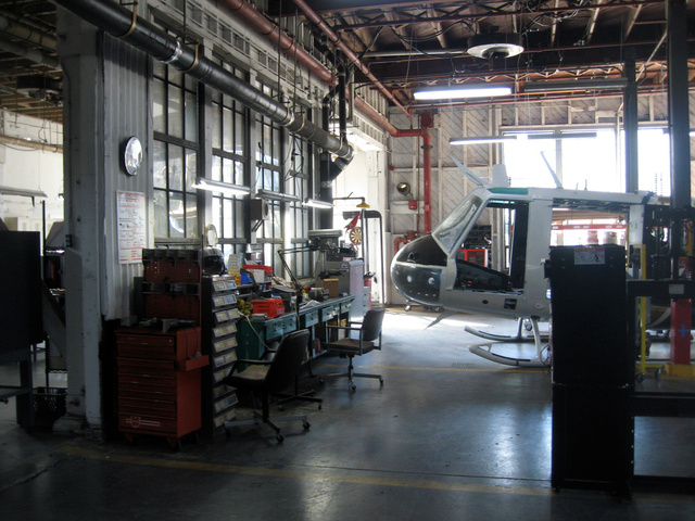 Angel's Flight-Hangar