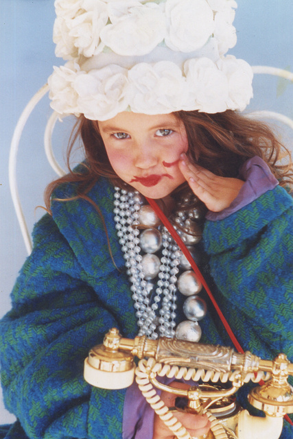 CHILD MODEL,ACTRESS --   LINDLEY MAYER She went on to become 1st runnerup to MISS S.C.2013.