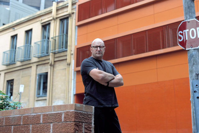 Ian Moore, Architect