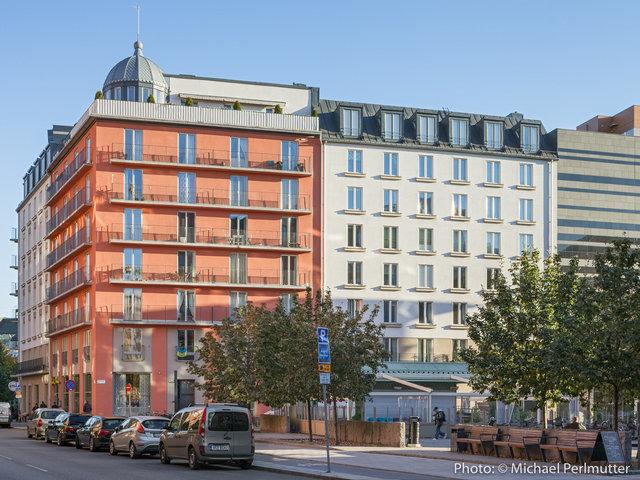 Aulan 2, Stockholm