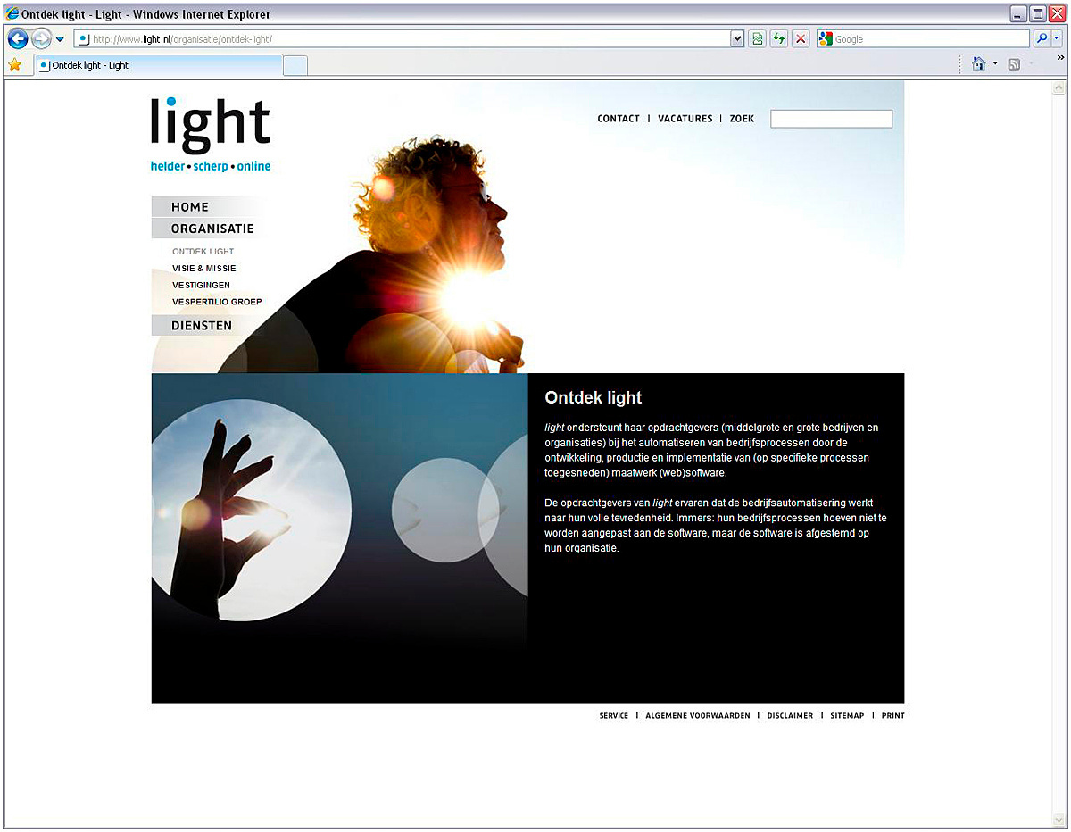 www.light.nl