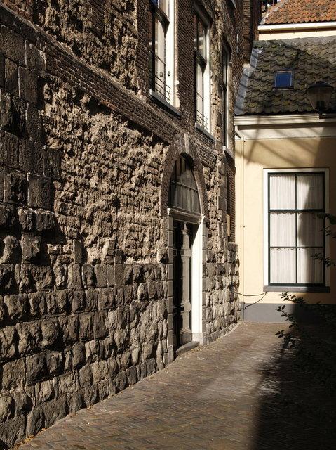 deventer - oudste stenen huis