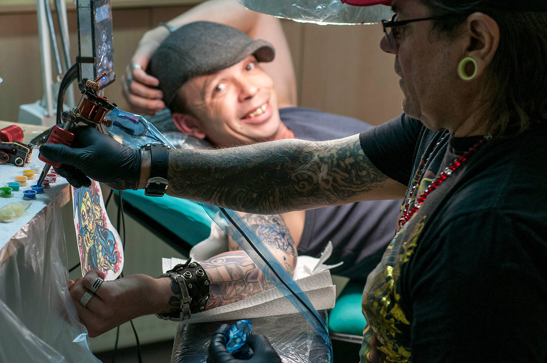 Tattoo Ryan