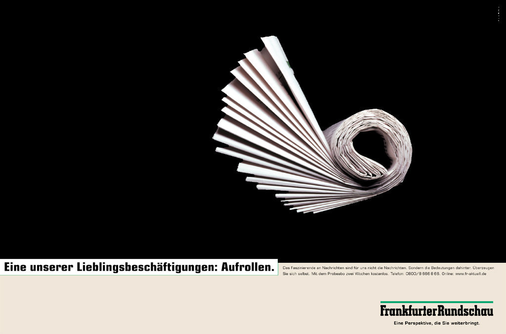 Frankfurter Rundschau / Imagekampagne
