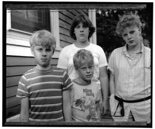 1983.08.26. 4 Kids, pre-vacation