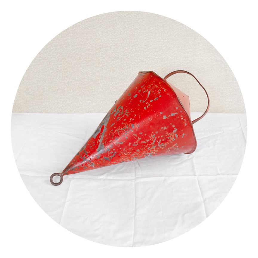 Buoy, Red, 2011