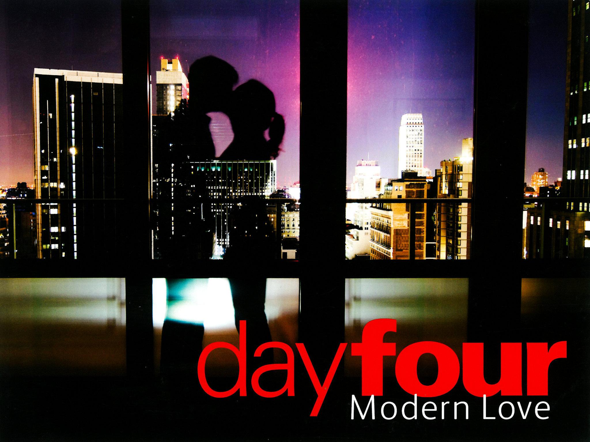 dayfour - Modern Love, #9, Cover.jpg