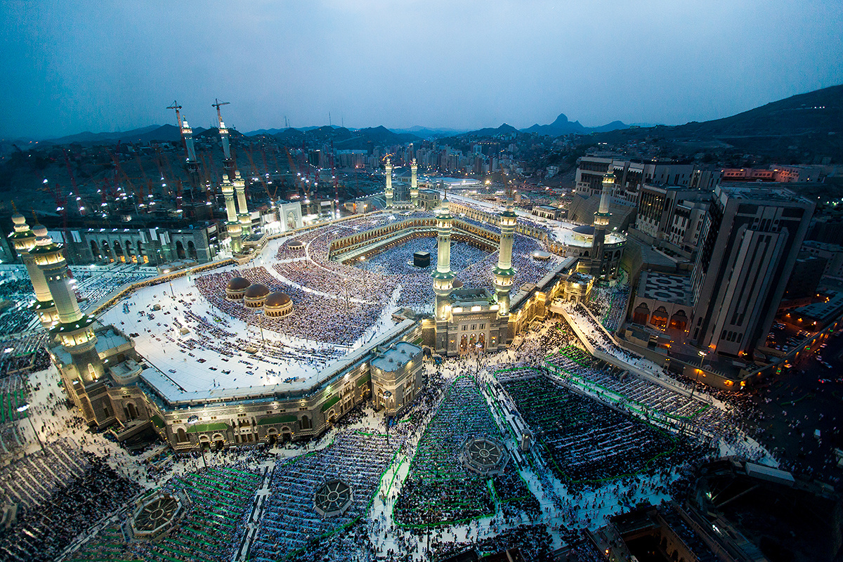 The Holy Grand Mosque