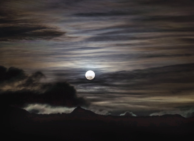 Mount Emma Moonrise