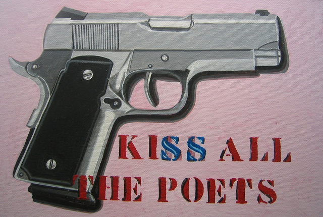 Kiss All the poets