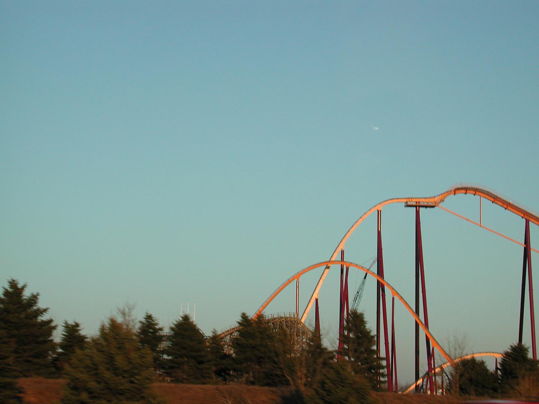 Commute #1 (rollercoaster)