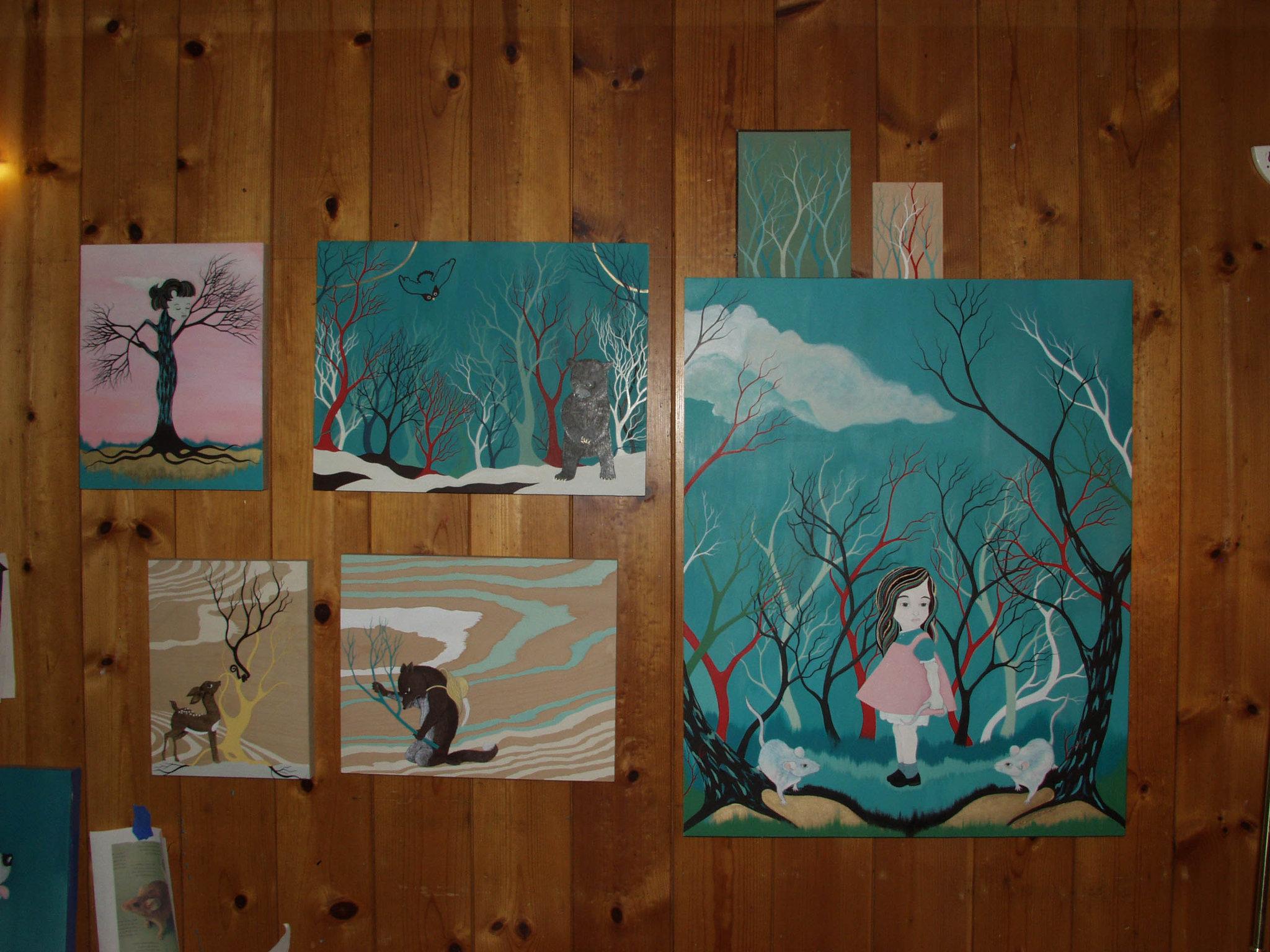 In The Studio (2009)
