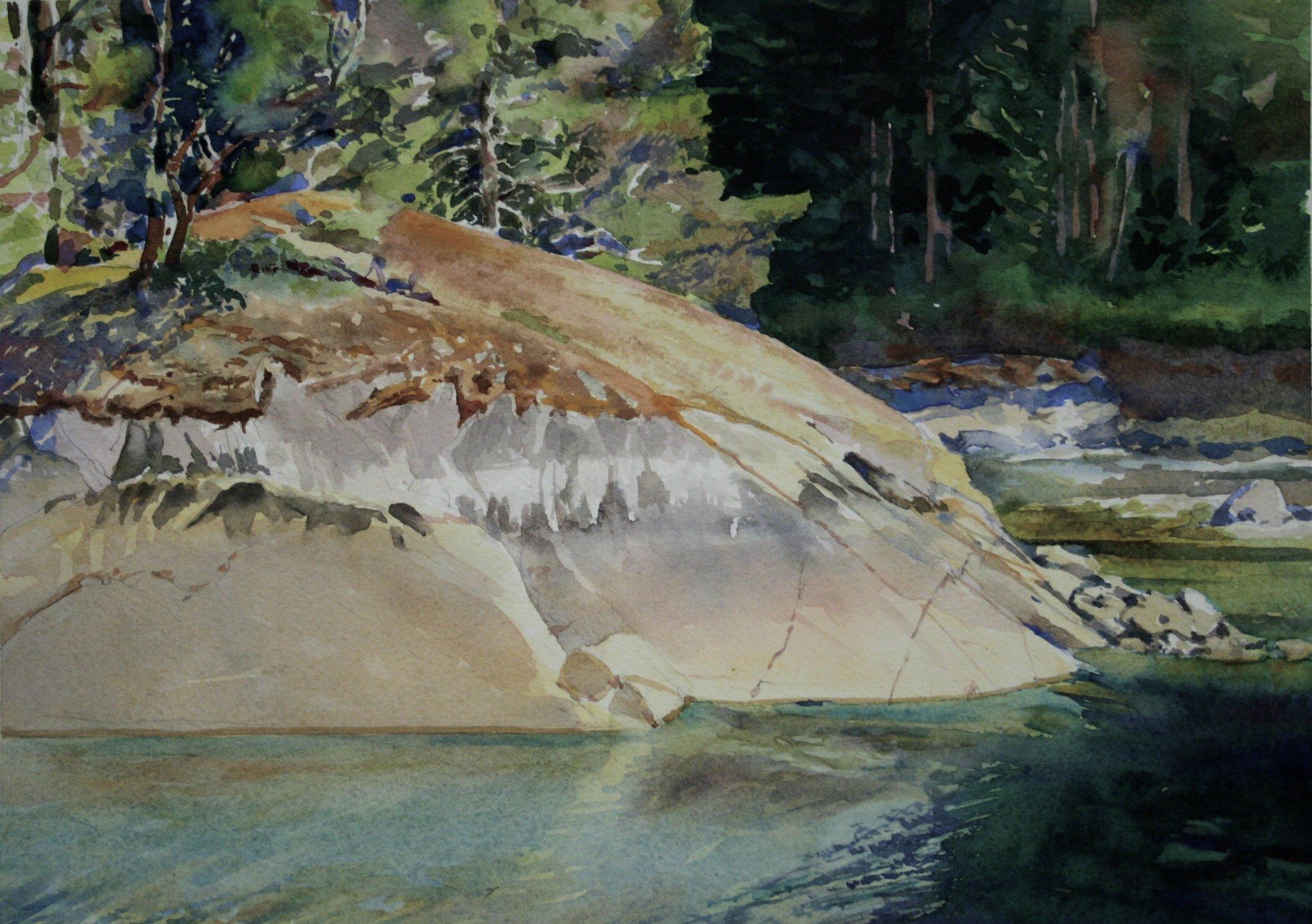 Prideaux Haven Rock  (Sold)