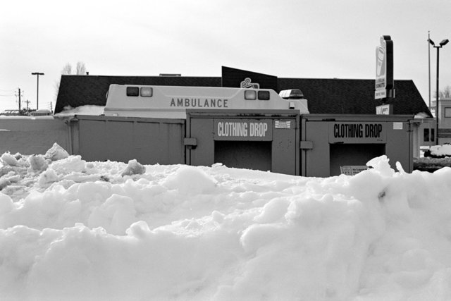 Ambulance Clothing Drop - Quakertown, PA 2009