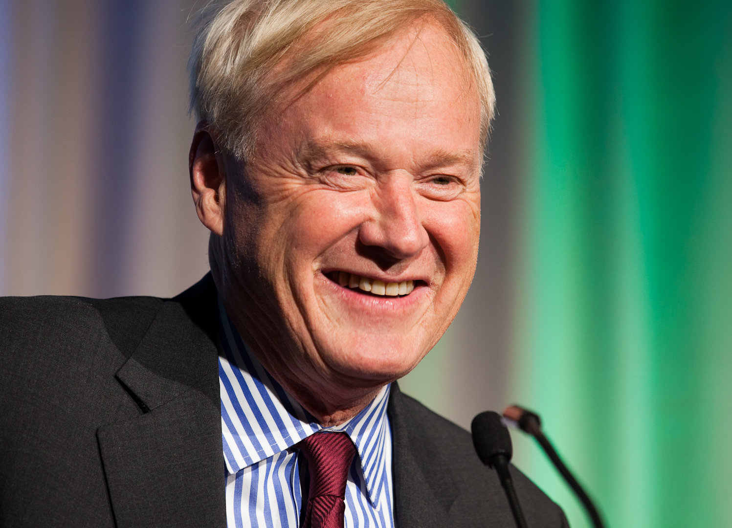 Chris Matthews, Host of HARDBALL