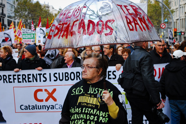 The fraud of Bankia and Caja Madrid to thousands of Spaniards