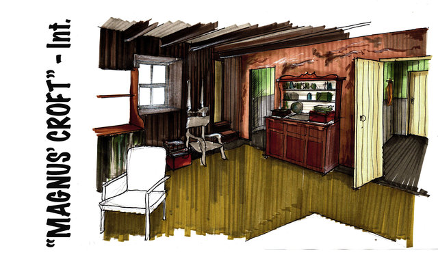 Magnus' Croft Interior
