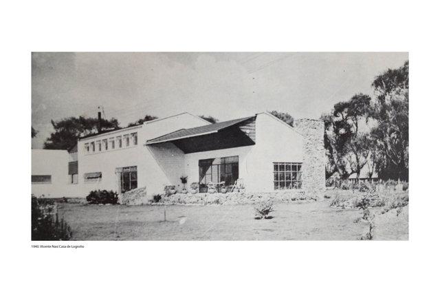 Casa de Logroño 1940 / Logroño house 1940