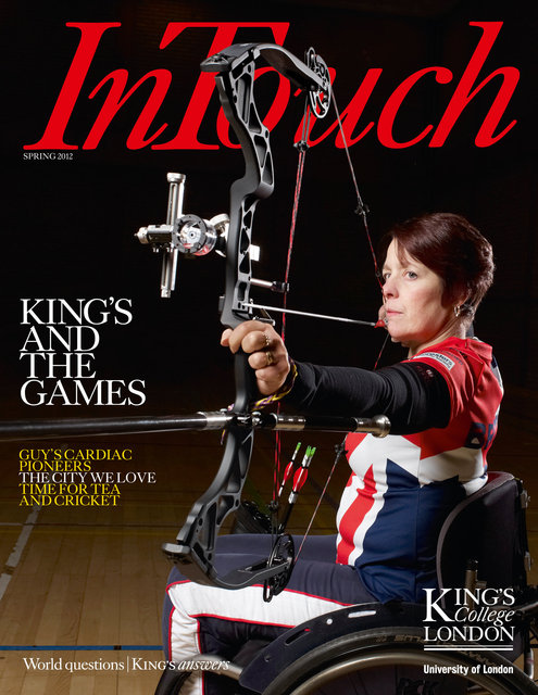 Kings InTouch Spring 2012