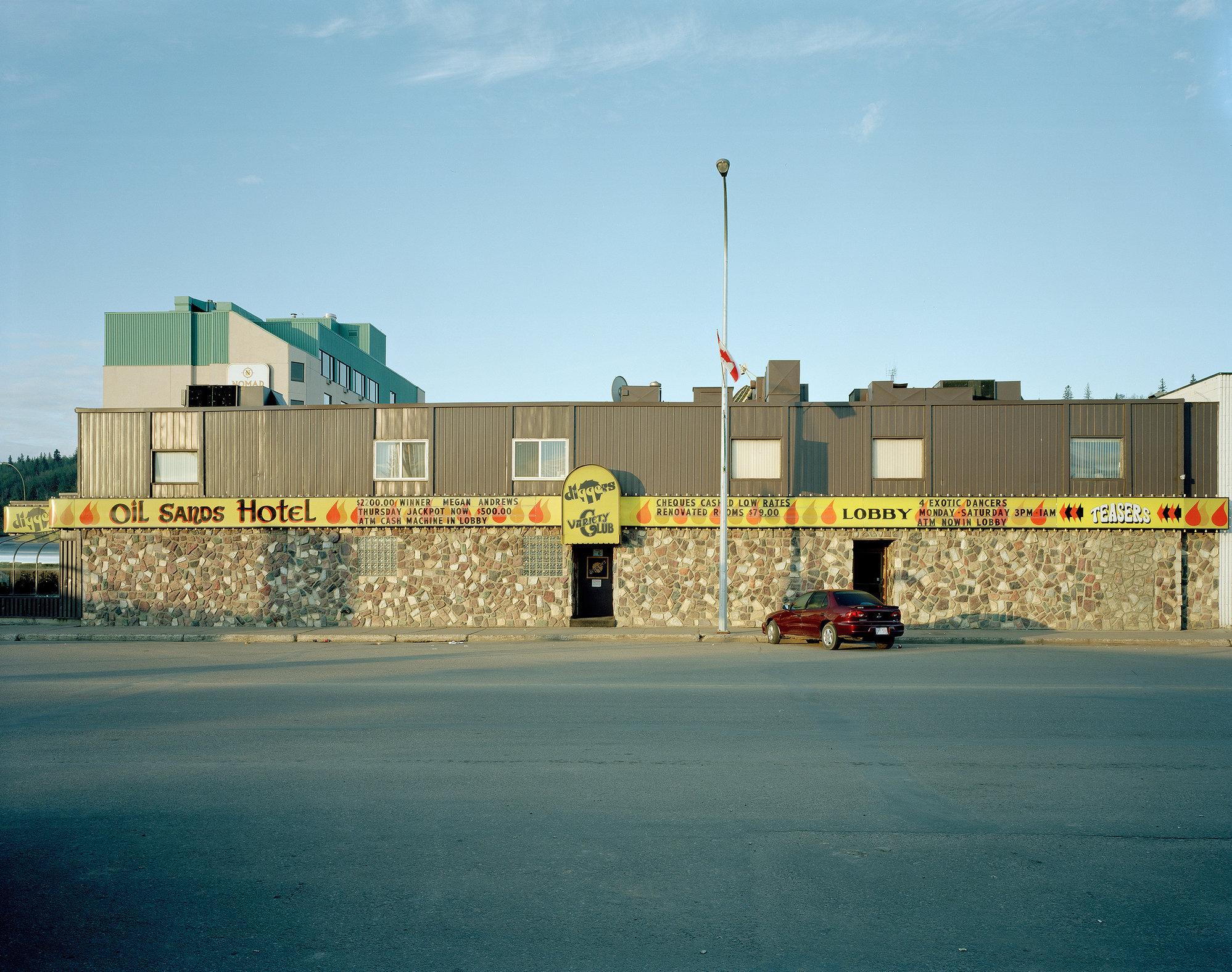 Oil Sands Hotel, Fort McMurray