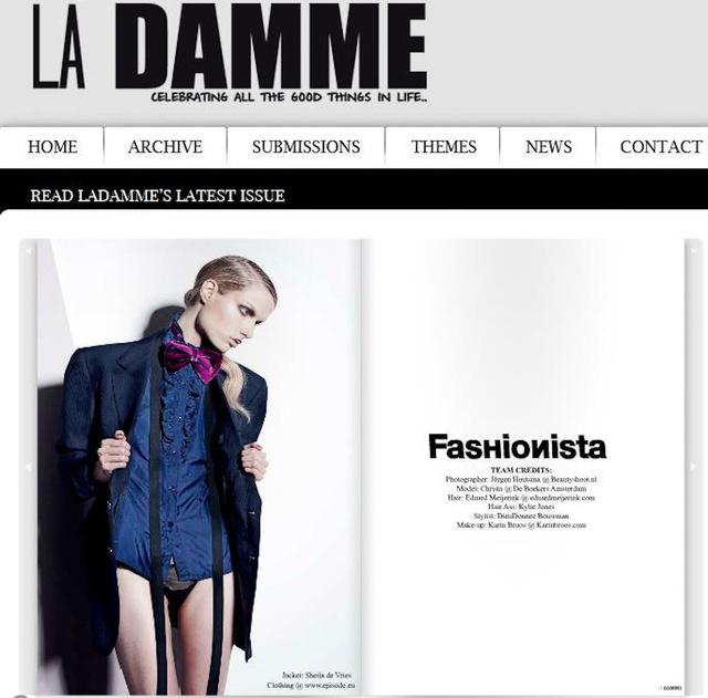 La Damme Magazine febr 2012