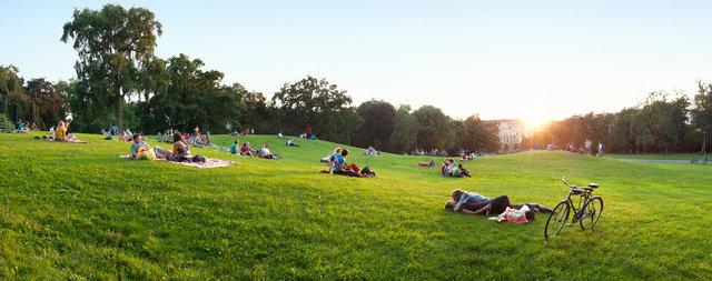 Viktoria Park, Berlin (Kreuzberg), 2011