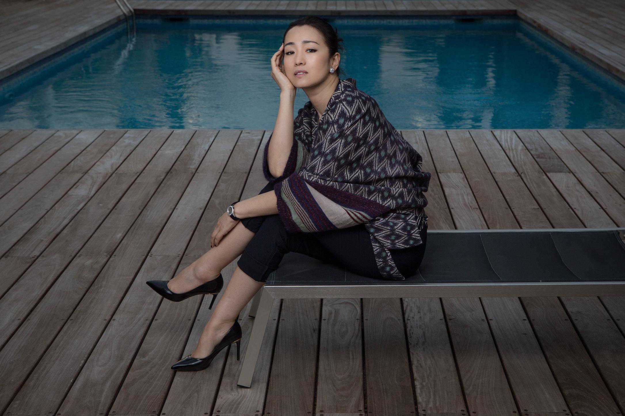 gong li, actress