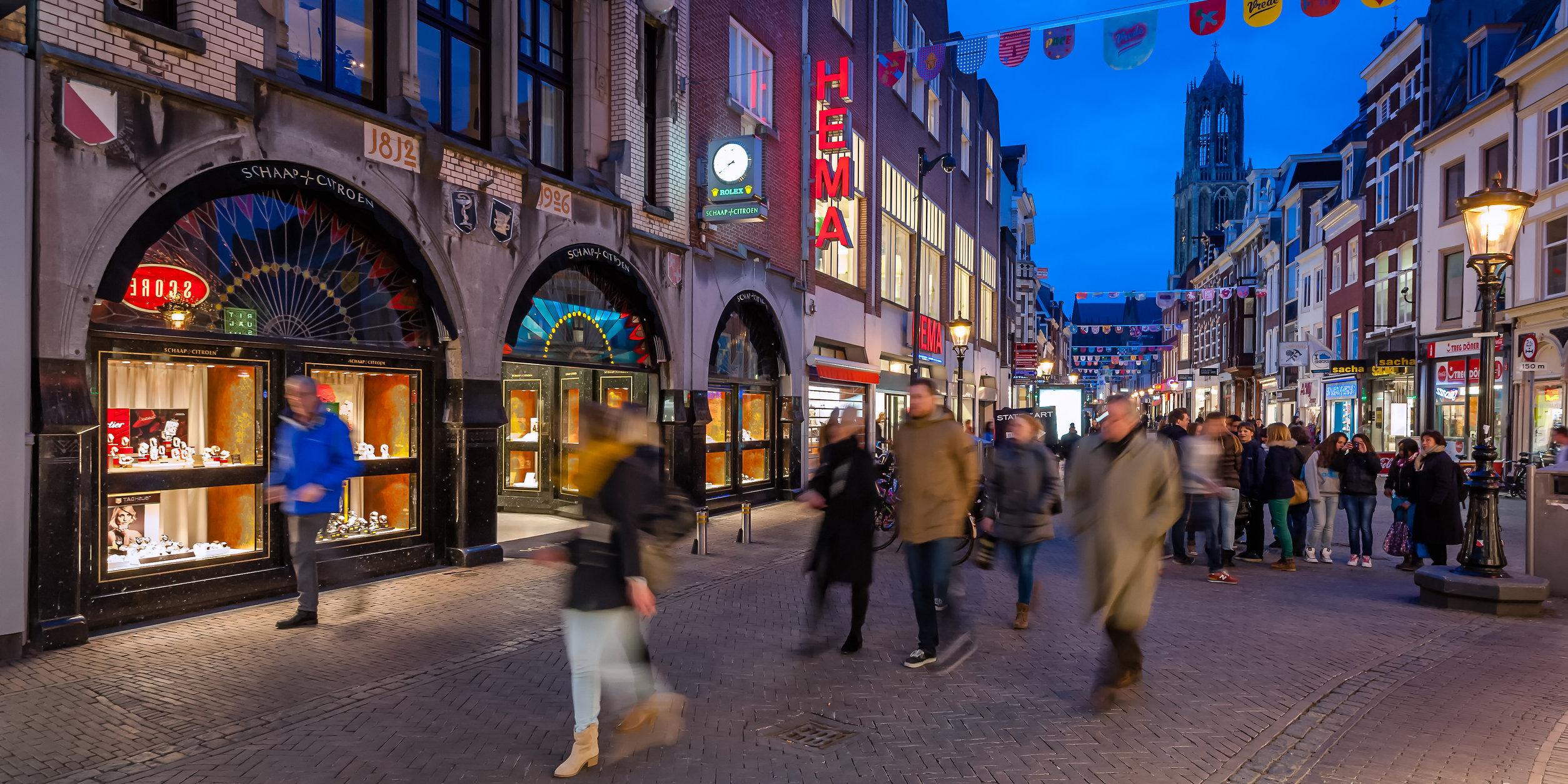 Schaap en Citroen, Utrecht