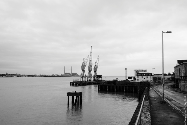 Baltic Wharf, Gravesend