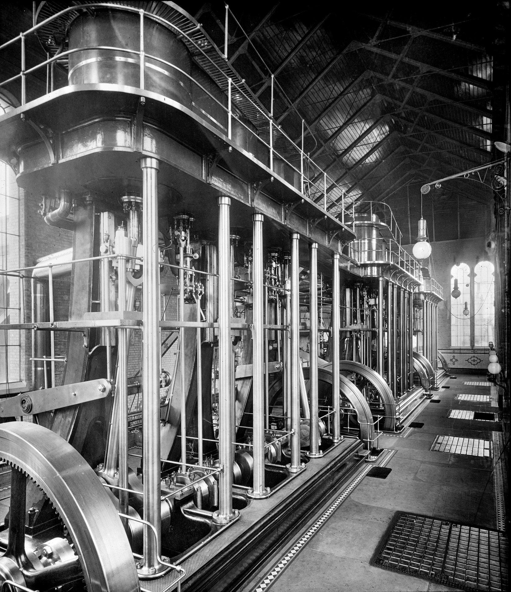 Riverdale Engine House c.1900