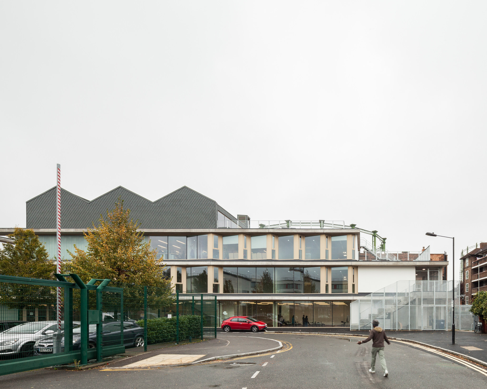 The Foundry, London. 00 Architects