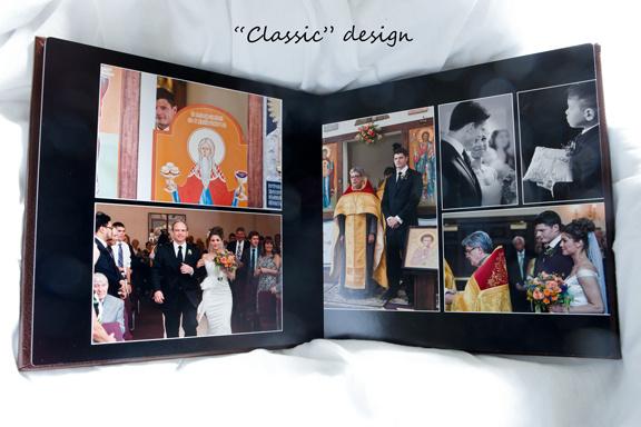 Classic design (example 1)