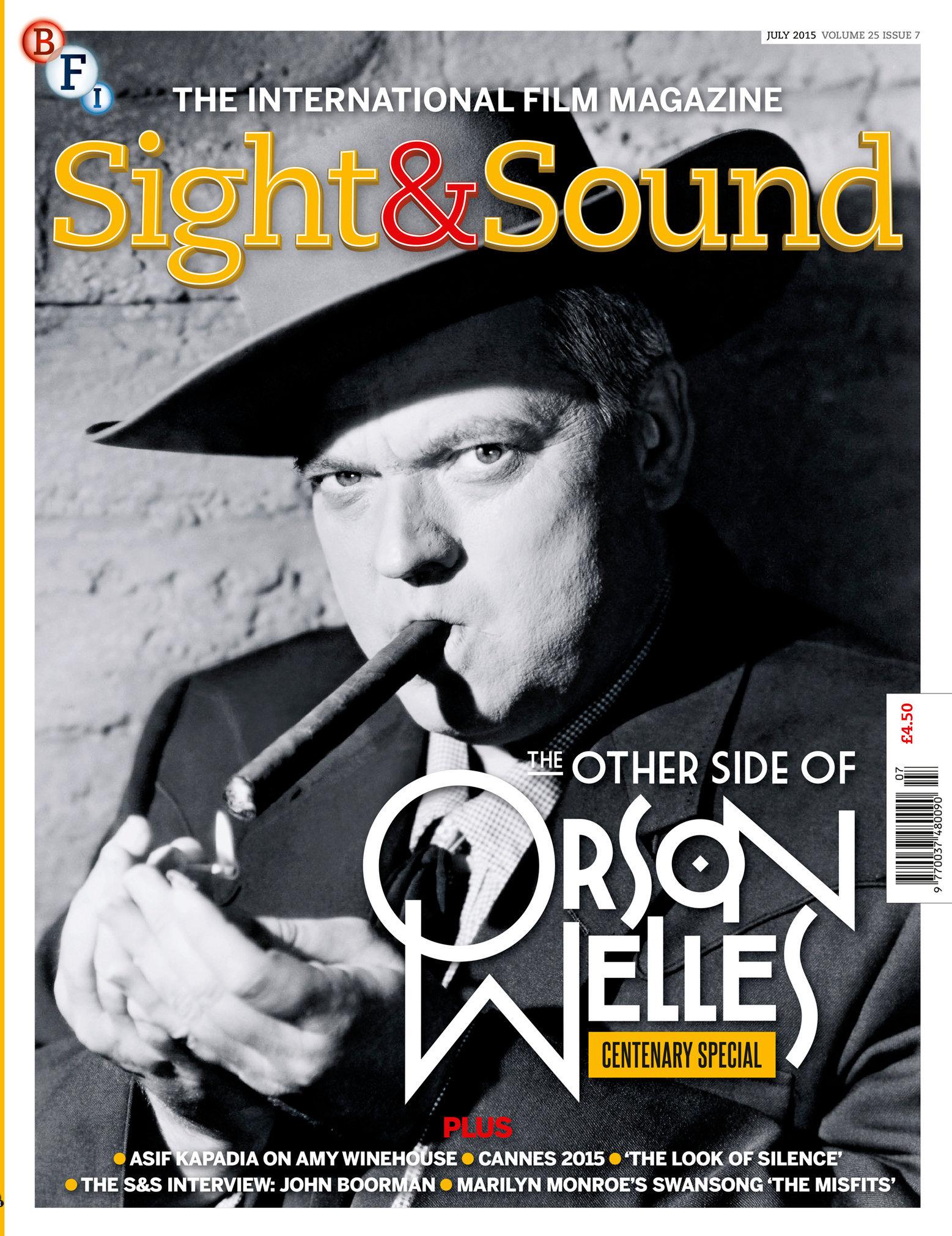 Sight & Sound July 2015