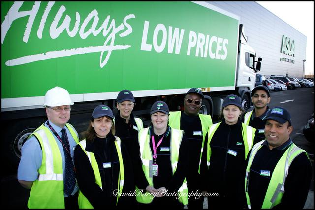 Asda Distribution Bedford