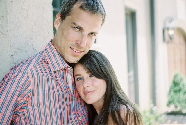COUPLE- CHRIS MELE AND LISA