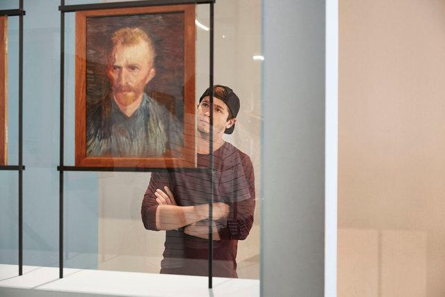 van Gogh Museum, Fabrique