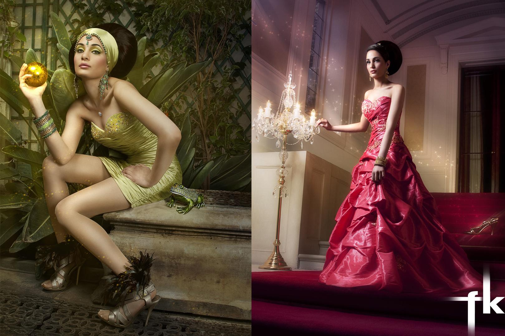Fashion Fairytales